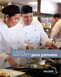 click to see details for ServSafe Manager Book 7th Ed. Spanish
