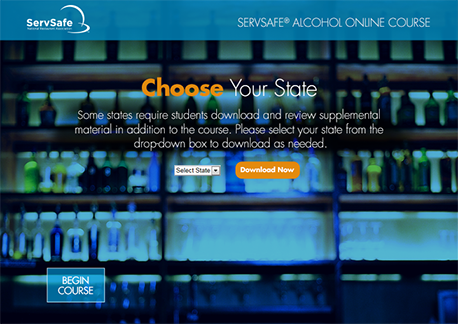 click to see details for ServSafe Alcohol Online Course and Primary Exam-3rd Edition