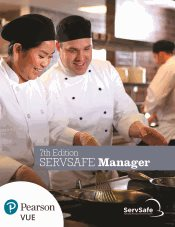 click to see details for ServSafe Manager Online Course w/ Testing Center Access