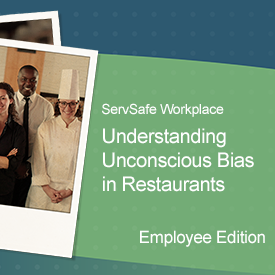 click to see details for Understanding Unconscious Bias in Restaurants, Employee