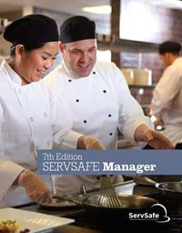 click to see details for ServSafe Manager Book 7th Ed, English