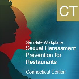 click to see details for Sexual Harassment Prevention for Restaurants, Connecticut Ed