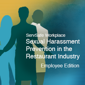 click to see details for Sexual Harassment Prevention for Restaurants, Employee
