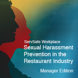 click to see details for Sexual Harassment Prevention for Restaurants, Manager