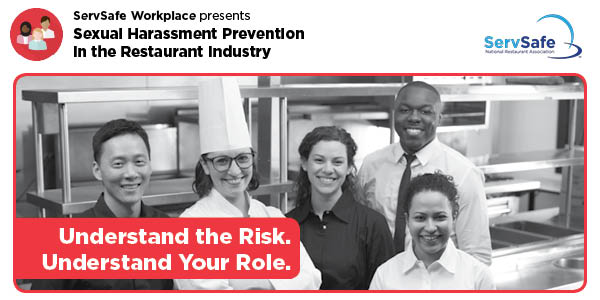 Sexual Harassment Prevention Training Suite Addresses Unique Needs of Foodservice Industry