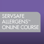 ServSafe Allergens<sup>&reg;</sup> Online Course and Exam