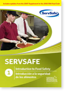 click to see details for ServSafe® Intro to Food Safety DVD