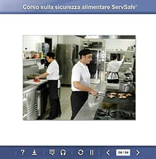 click to see details for ServSafe Food Safety Online Course -  Italian
