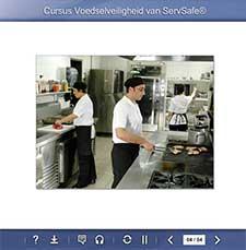 click to see details for ServSafe Food Safety Online Course - Dutch