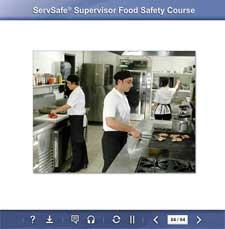 ServSafe Food Safety Online Course - English