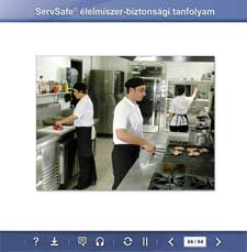 click to see details for ServSafe Food Safety Online Course - Hungarian