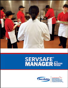 click to see details for ServSafe Manager Book 6th Ed, English