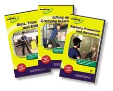 click to see details for Three-DVD Workplace Safety Package