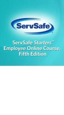 click to see details for ServSafe Ohio Food Handler Online Course