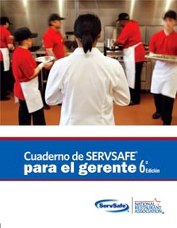 click to see details for ServSafe Manager 6th Ed, Spanish