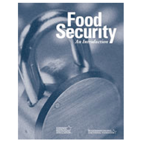 click to see details for Food Security: An Introduction
