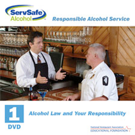 click to see details for DVD 1: Alcohol Law and Your Responsibility