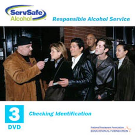 click to see details for DVD 3: Checking Identification