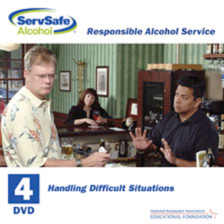 click to see details for DVD 4: Handling Difficult Situations
