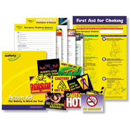 click to see details for Workplace Safety Action Kit