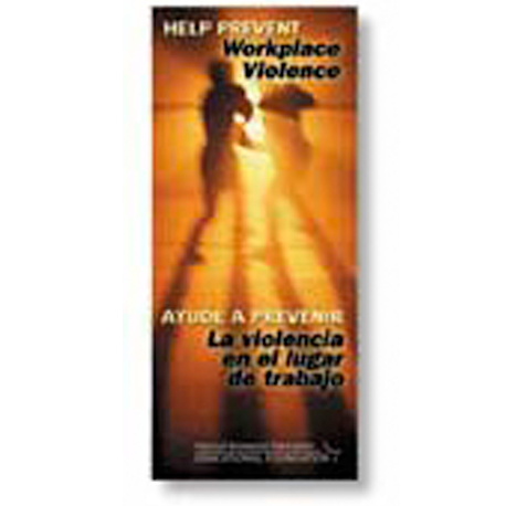 click to see details for Help Prevent Workplace Violence Brochure