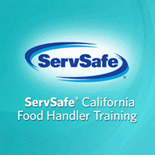 click to see details for ServSafe® San Diego Co Food Handler Online Course