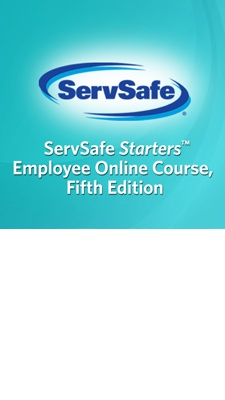 ServSafe® Food Handler Online Course & Assessment